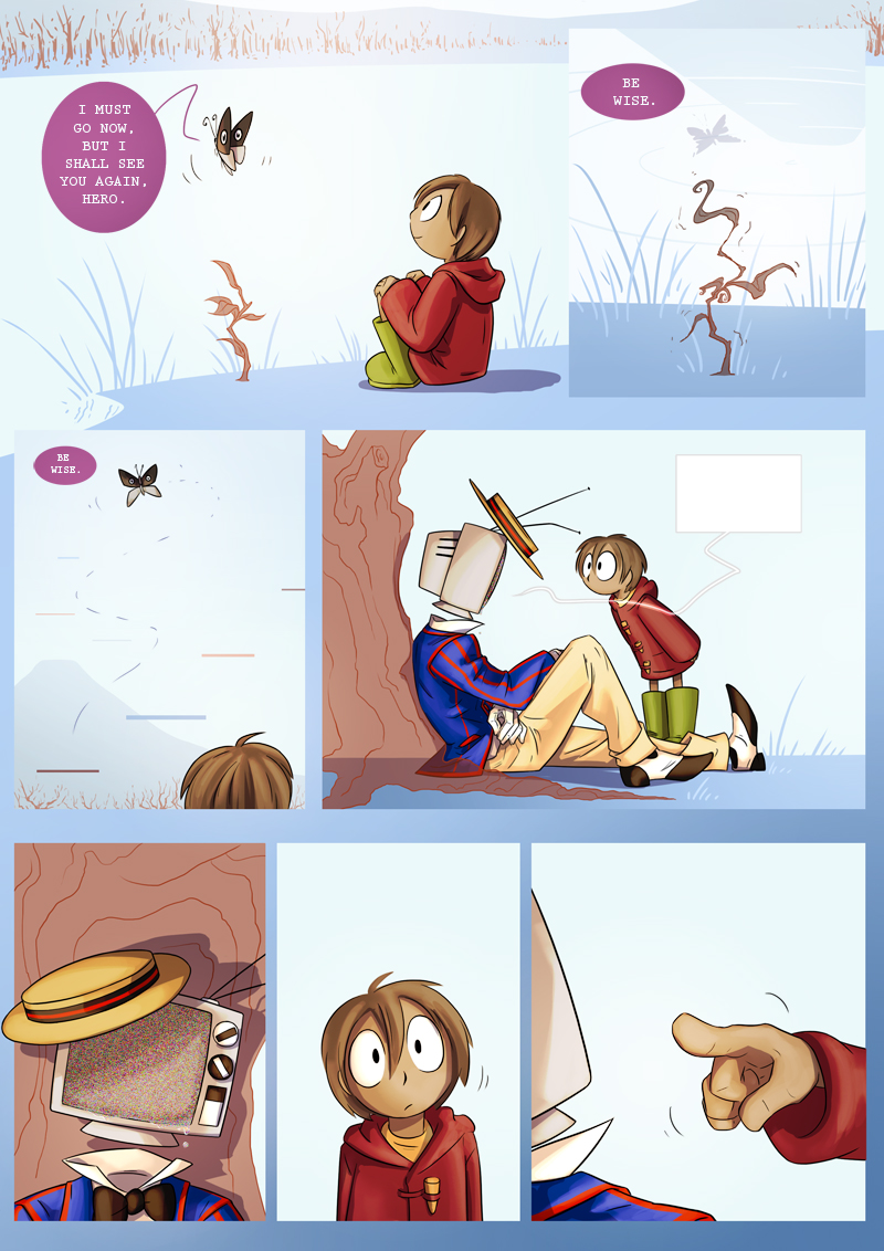 The Hook: Page 19