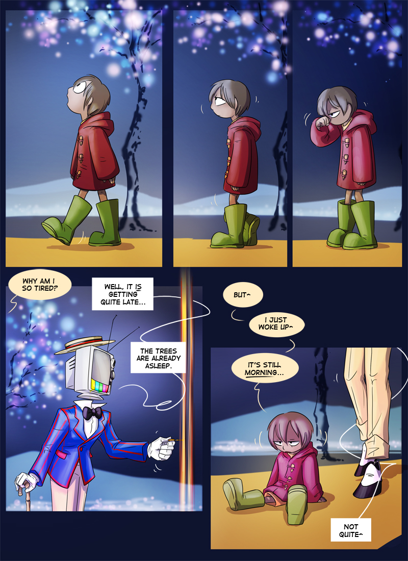 The Hook: Page 12